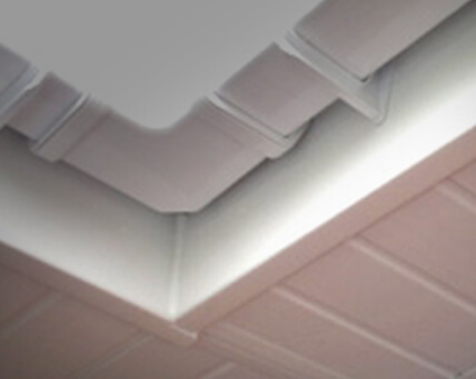 Plastic fascias & soffits category
