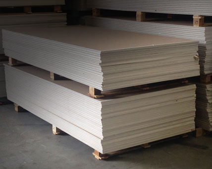 Plasterboard & Insulation category