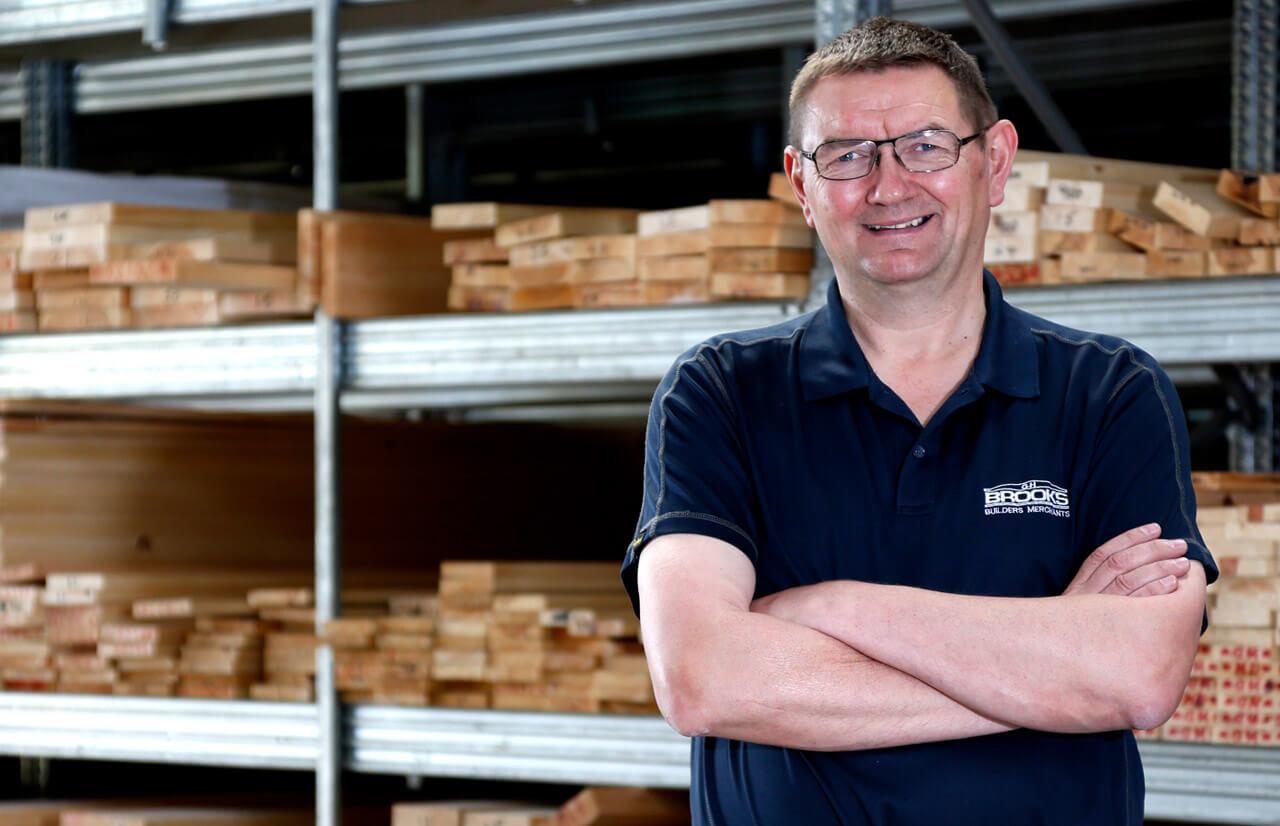 GH Brooks Timber Supplies